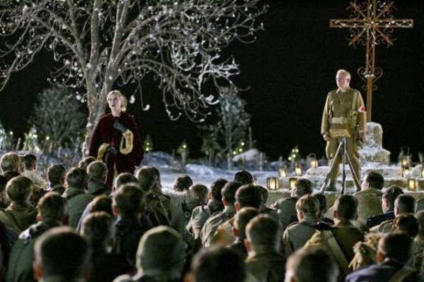 Primeira Guerra Mundial, Joyeux Noël, Primeira Guerra Mundial, Oscar 2006, Christian Carion