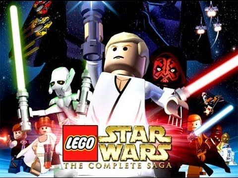 The Fastest and Funniest LEGO Star Wars story ever told Full Version - YouTube