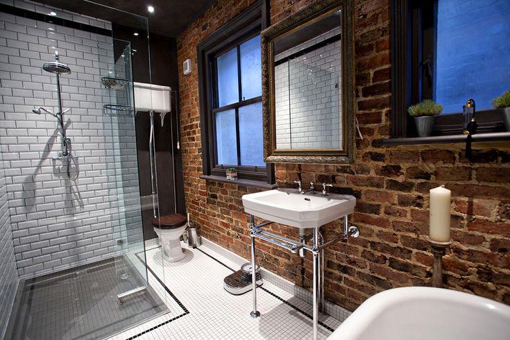 плитка в ванную под кирпич - Поиск в Google