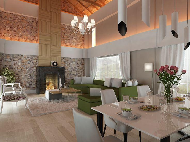 Design, İnterior, Residence, Villa, Architecture, Trio Mimarlık