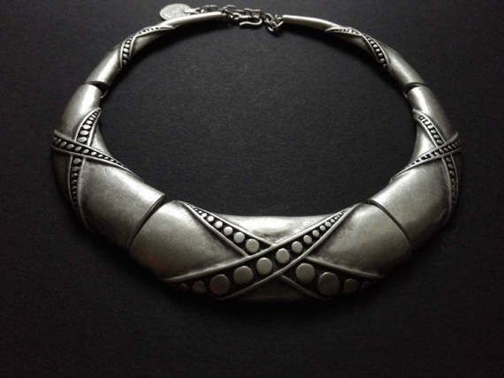 Hey, I found this really awesome Etsy listing at https://www.etsy.com/listing/504541230/ethnic-bib-necklace-tribal-necklace