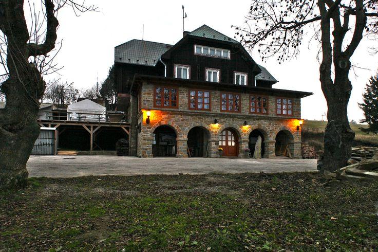 Holubyho chata Lubina 916 12, Slovensko