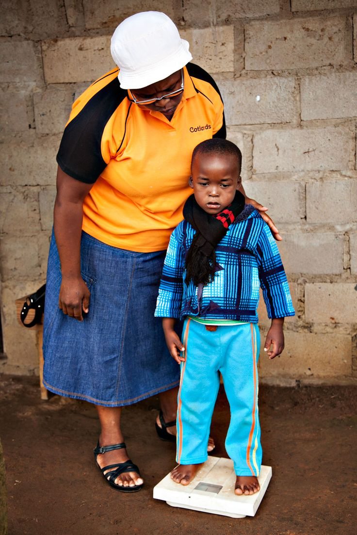 In order to deliver an integrated service to our children, a nurse and social visits the early learning groups. The nurse conducts routine screenings of children's general health, measures and weighs the children to check for stunted growth and poor nutrition, screens children for symptoms of illness, including HIV and TB, and checks immunization cards for defaulters. #SponsorAPlaygroup