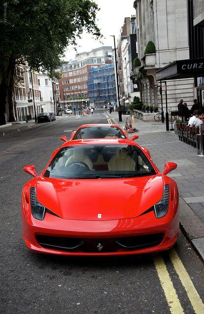 Ferrari Cars Advantages