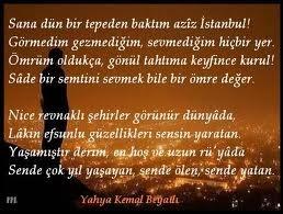 Aziz Istanbul!