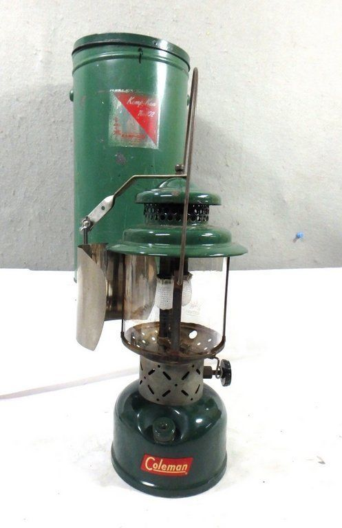 how to clean coleman lantern