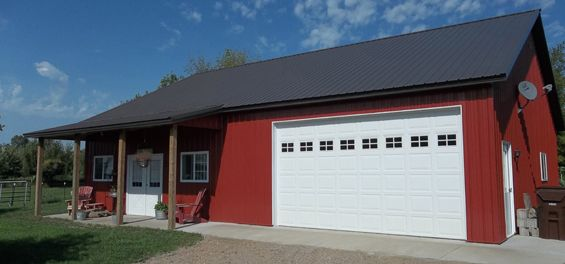 pole buildings | ... Buildings, Equestrian Barns, Pole Barn Houses, Steel Buildings Willmar