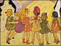 'Realms of the Unreal': Henry Darger's Secret Life : NPR