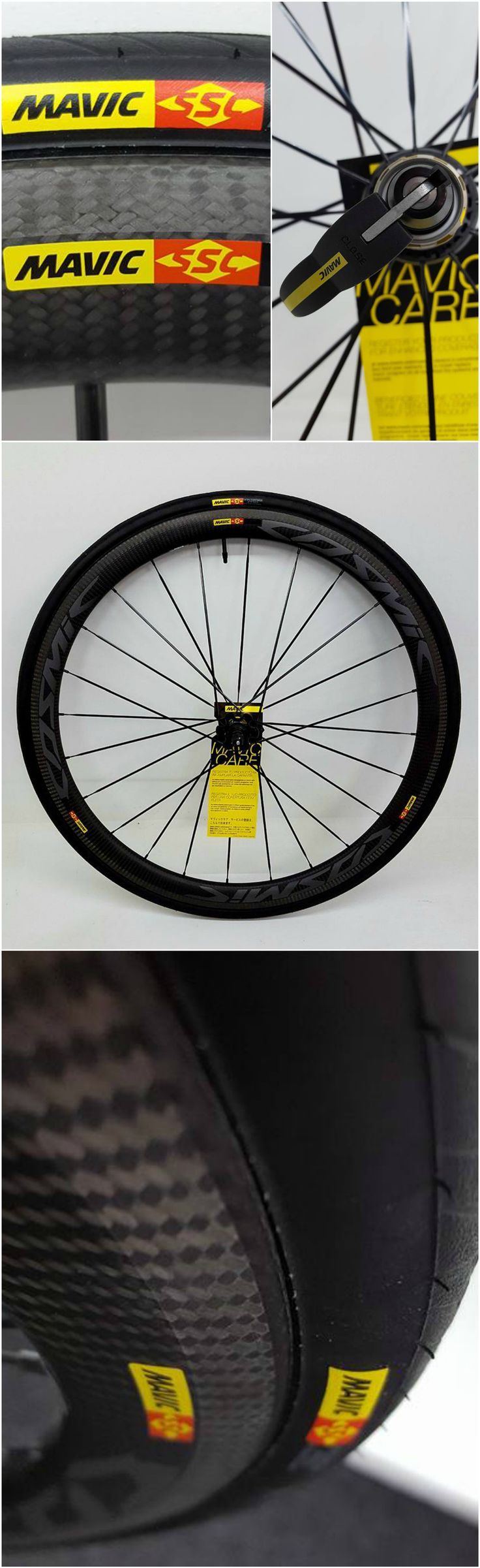 Mavic cosmic pro carbon has just won best wheel on test with a 10/10 in Cycling weekly, in stock now, free fitting and available on finance too! Perfect fast wheels for racing! #mavic #cycling #wheels #winner