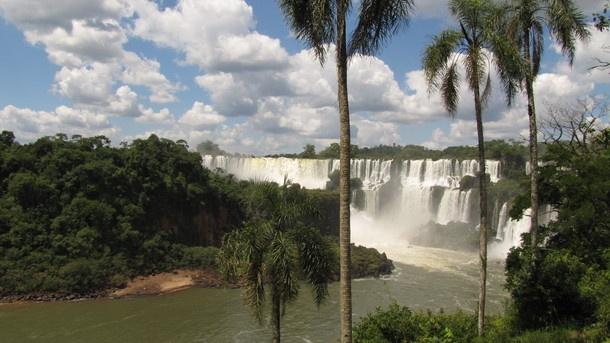 Iguazuwatervallen in Argentinie