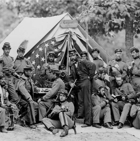 a comparison of the civil war generals The civil war, the civil war history, events, timeline, battles, weapons, generals, heroes, best books and movies of the civil war the civil war for kids.