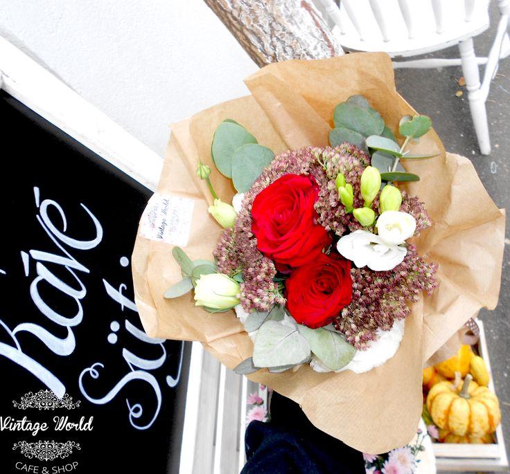 #flower #virág #virágcsokor #flower #bouquets #red #rose