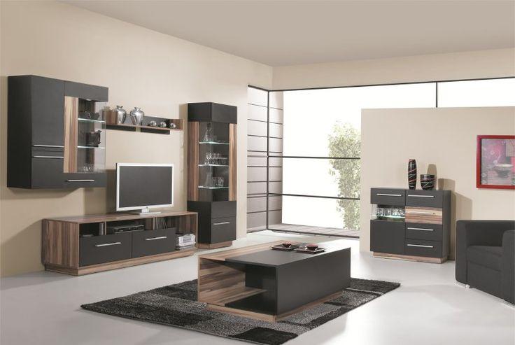 meubles-salon-bois-kmebg4-z.jpg 800 × 536 pixels | Maison | Pinterest