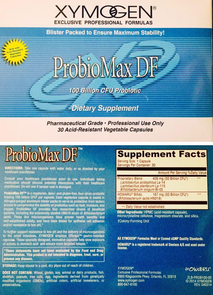 ProbioMax Probiotics Probiotics, Vegetable capsules