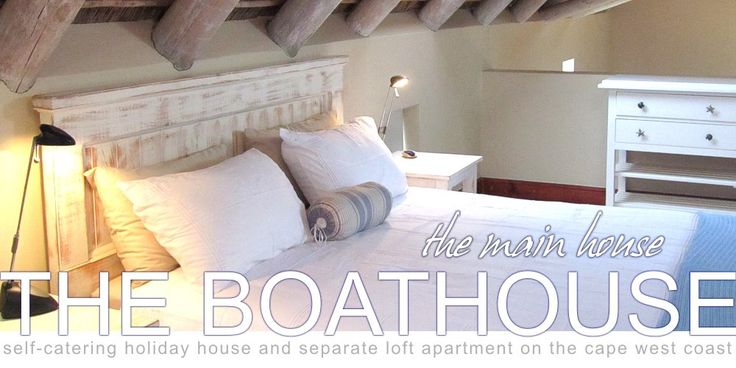 Self-catering Accommodation Holiday Beach House Jacobsbaai Cape West Coast Western Cape South Africa