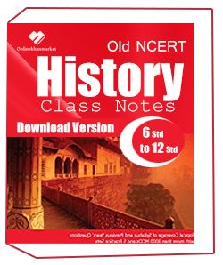 Old NCERT History Notes Class 6 to 12 Download Version | Best Books