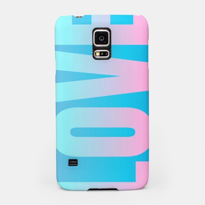 LOVE Samsung Case