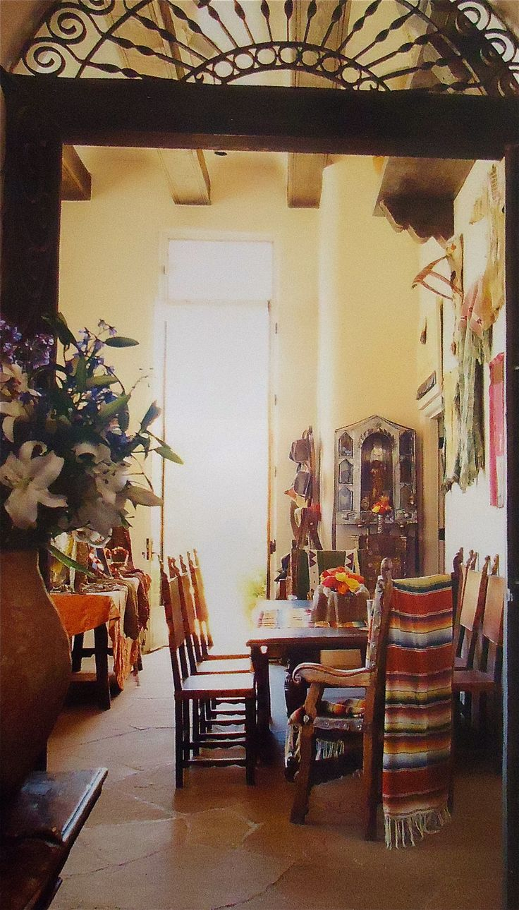 303 best mexican and spanish decor images on pinterest haciendas