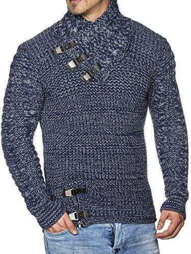 Nuova offerta in #abbigliamento : Tazzio - Maglione - Uomo blu navy M a soli 2792 EUR. Affrettati! hai tempo solo fino a 2016-11-09 23:39:00
