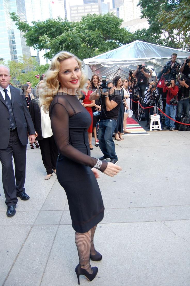 Madonna - TIFF 2011