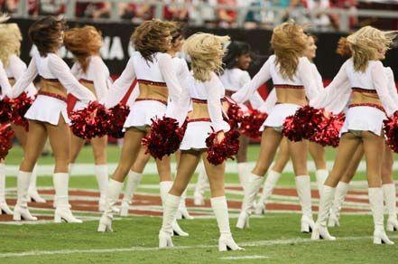 Arizona Cardinals Cheerleaders!