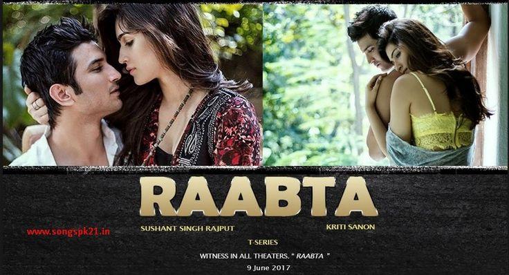 Raabta 2017 Hindi Movie Mp3 Song Free Download. Raabta is an Indian Hindi Movie Song. Raabta 2017 Indian Hindi Movie Song download link full free.