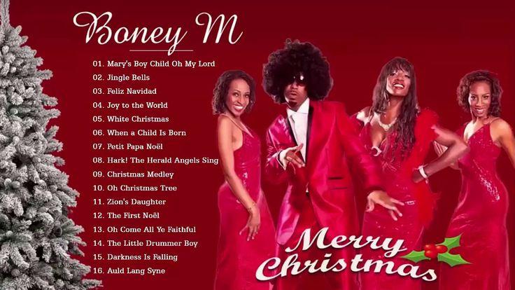 Boney M Christmas Songs 2018 - Best Christmas Songs Of Boney M - Merry C...