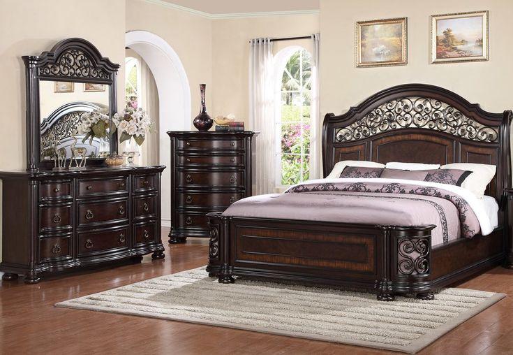 winkelman queen standard 2 piece bedroom set  master