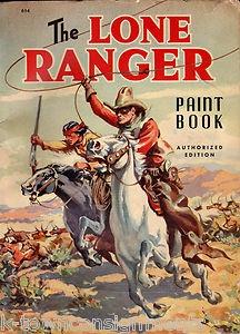 Lone ranger coupon
