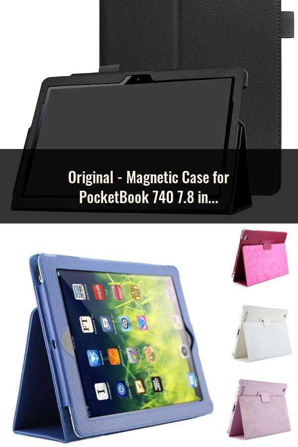 Magnetic Case for PocketBook 740 7 8 inch InkPad 3 E-Book