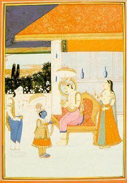 Kashiapa - Wikipedia, la enciclopedia libre
