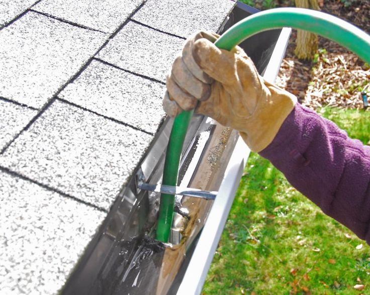 Do the 6-Step Home Exterior Check-Up >> http://www.diynetwork.com/how-to/maintenance-and-repair/repairing/6-must-do-outdoor-spring-home-maintenance-tasks-pictures?soc=pinterest