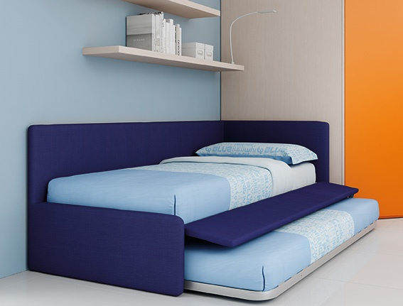 45 best images about arredamento blu on pinterest home bedroom colors and compact - Letto moretti compact ...