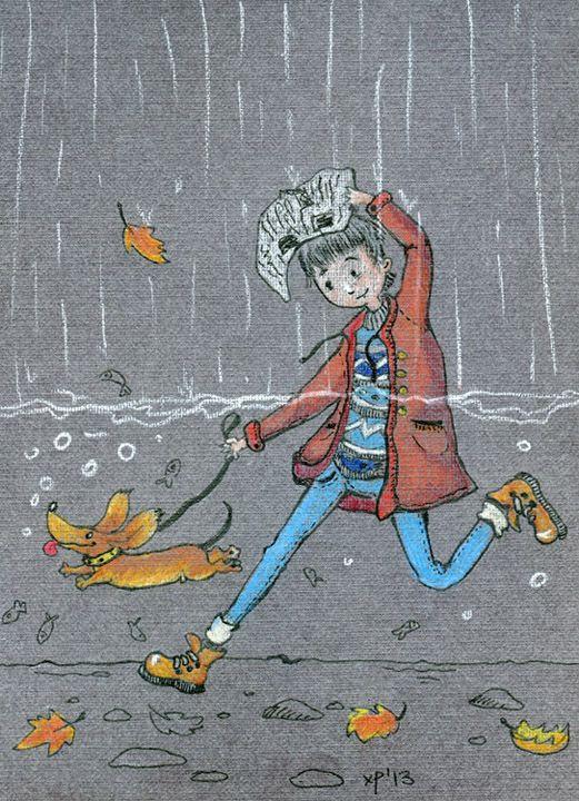 Дождливое настроение — Сундук со сказками