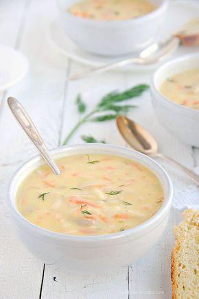 Milli şehriye çorbamızı bir de yoğurtla deneyin!
