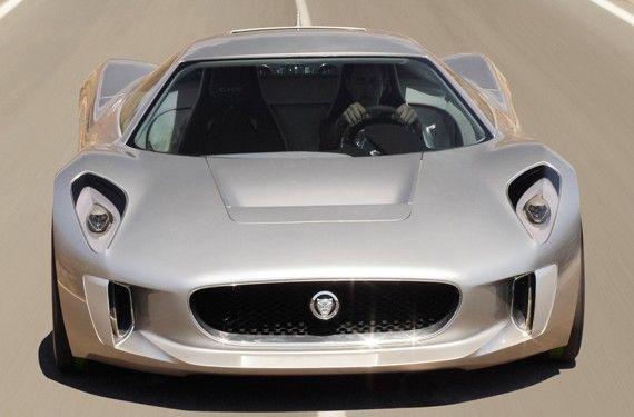 Jaguar C X75 Hybrid Concept Car (30)