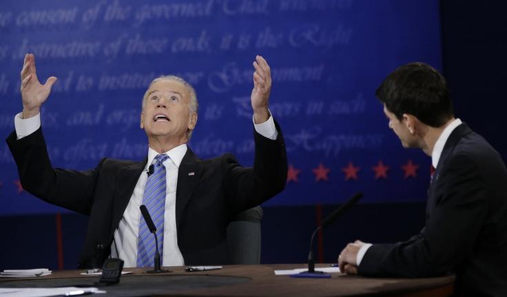 FACT CHECK: Slips in vice president's debate