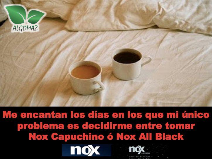 Nox Capuchino ó Nox  All Black