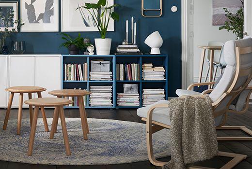 IKEA hyllor och hyllsystem Eket