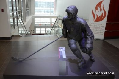 Canada's Sports Hall of Fame in Calgary