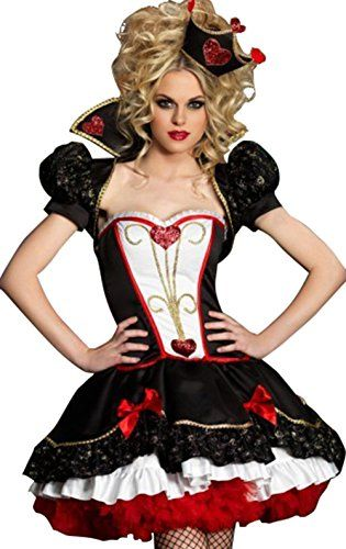 EUDORA New Collections For Halloween Easter Costume,Alice Queen Cosplay Dress. #Halloween #Mask #Costume #Women #Girl #Lady #Party #gosstudio #Gift .★ We recommend Gift Shop: http://www.zazzle.com/vintagestylestudio ★