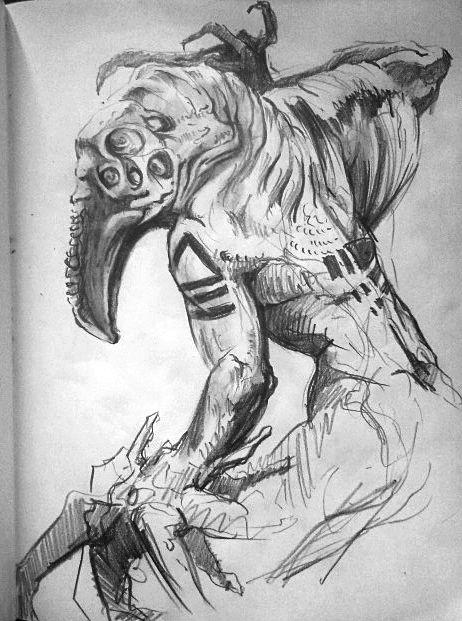 2014-11-23 - Late Night Doodle by SchmidtFabian on DeviantArt