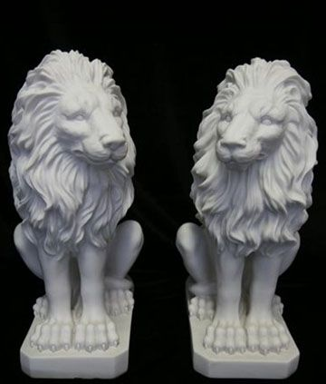 enjoyable home depot garden statues. Left and Right Lion Statue Pair Please pair of Lions make a great display  in front fireplace or entrance to your home Made from solid cast bonded 45 best Patio Porch Decor images on Pinterest Front porches