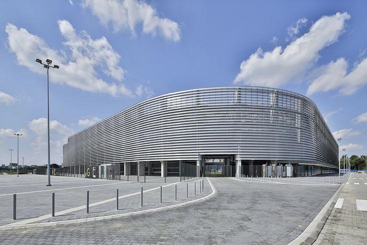 Galería - Estadio de la Ciudad de Lublin / Estudio Lamela - 13