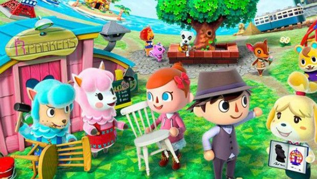 Everything New Leaf - UK charts rocked by Animal Crossing.