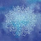 Blue mandala by creativelolo