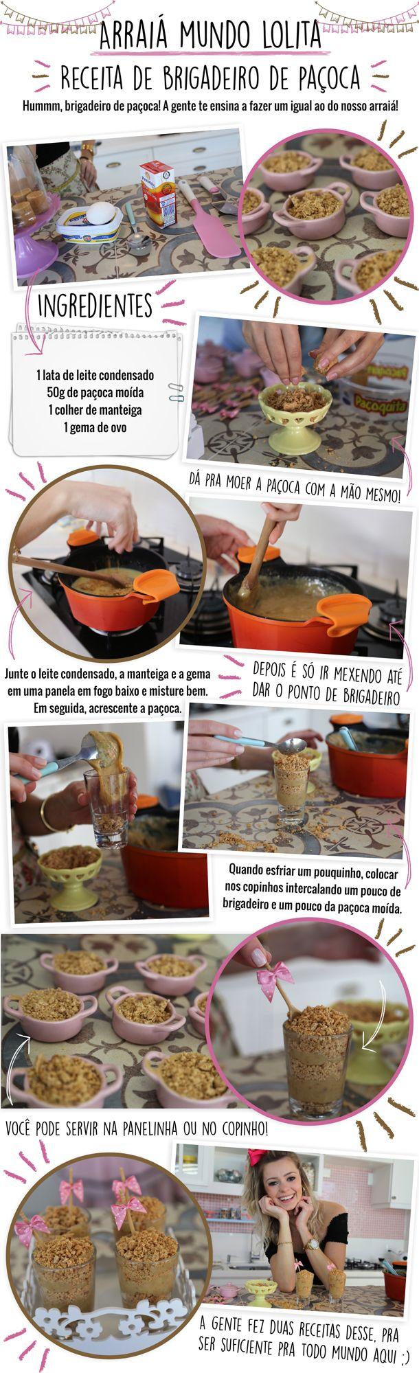 mundo-lolita-receita-brigadeiro-de-paçoca-festa-julina- suh riediger blog vittamina