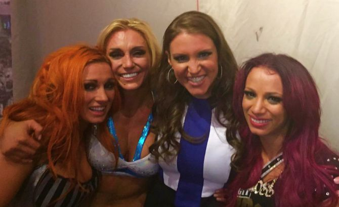 WWE News: Update On Why Stephanie McMahon Introduced The WWE NXT Divas Instead Of Paige