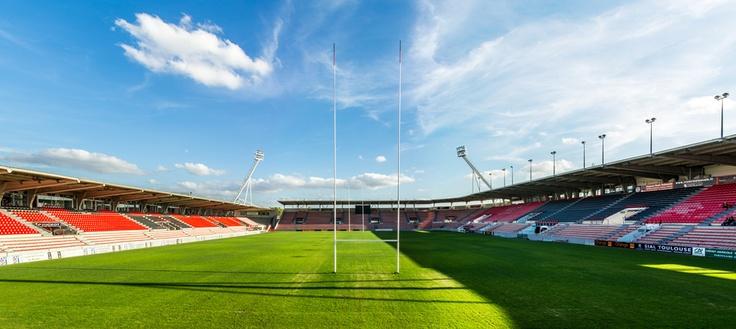 Stade Ernest Wallon - Toulouse