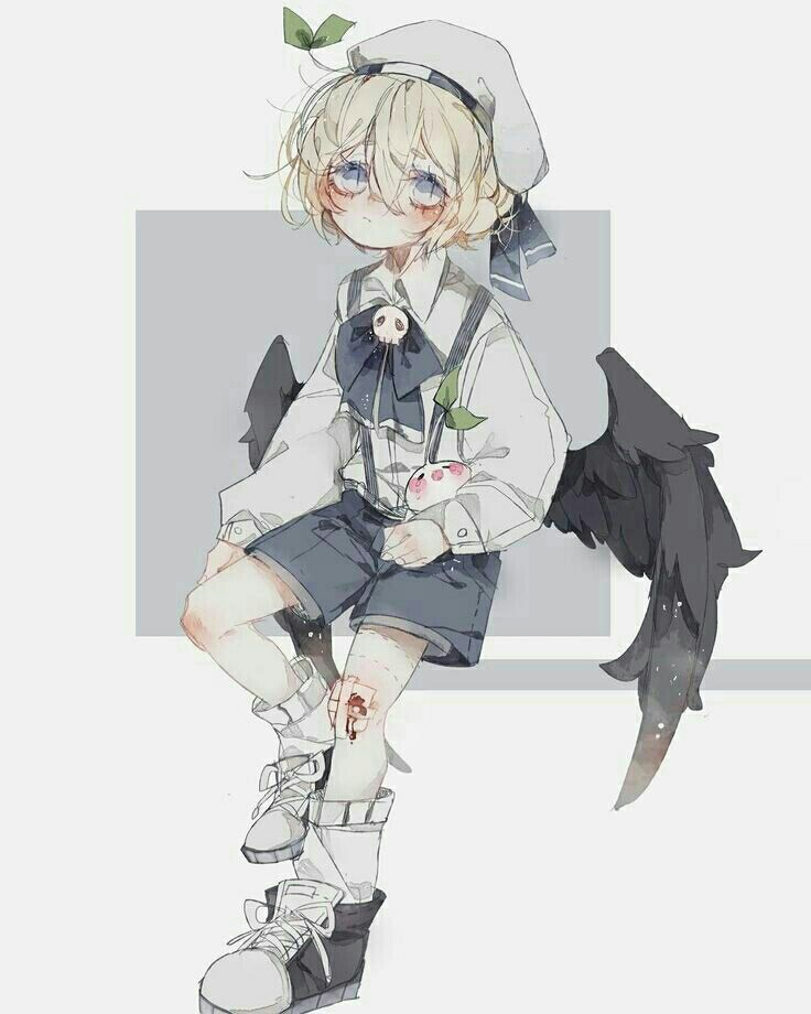 Can T I Touch Your Heart Completed In 2020 Cute Anime Character Anime Chibi Cute Anime Boy